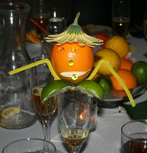 Citrus Man