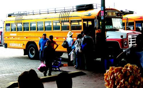 The Bus to Miraflor