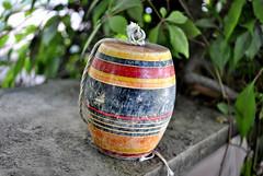 buscando al jugador. (spawn5555) Tags: balero juguete toy tradicional mexico mexicano nikon d3000 objeto cotidiano photography fotografia