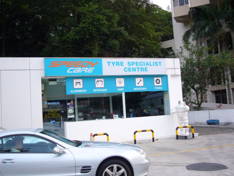 Tyre Change & Quick Service