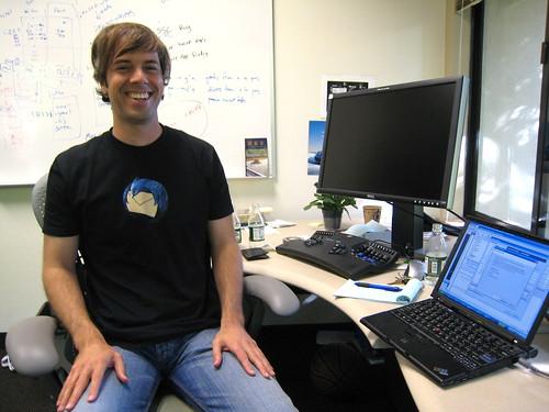 Scott MacGregor, développeur principal de Thunderbird
