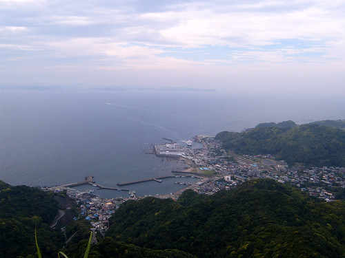 Kanaya port, Chiba prefecture