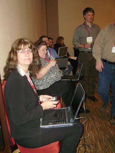Blogging at CIL 07