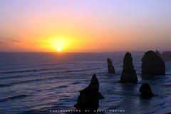 Twelve Apostles (abathingfish) Tags: sunset holiday trinitycollege australia melbourne roadtrip greatoceanroad twelveapostles abathingfish