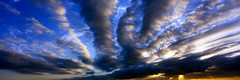 Terrigal Clouds (matt lauder gallery) Tags: clouds skyscape panoramic centralcoast terrigal