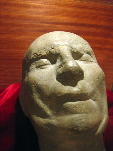 Brunelleschi's Death Mask
