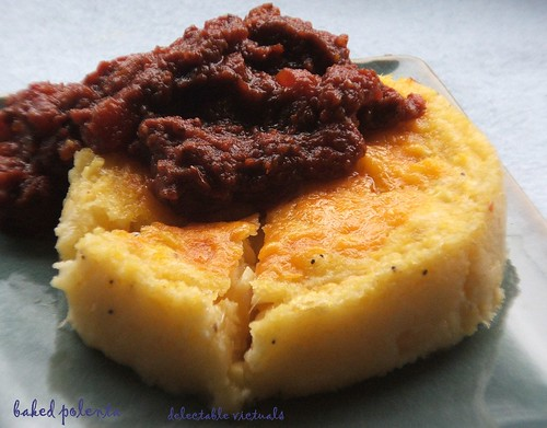 easy recipe polenta baked