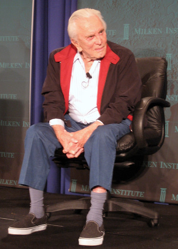 Kirk Douglas Age 94