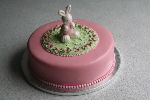 Happy Bunny Birthday Cakes. Bunny birthday cake
