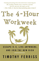 Book Cover : The 4-Hour Workweek, Tim Ferris