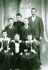 Tom Corrigan Family (BZalewski) Tags: family bw wisconsin historic genealogy ashland corrigan