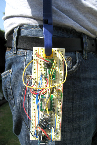 DIY Wearable Sensor