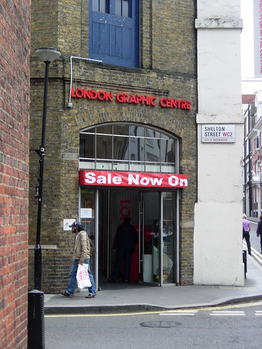 London Graphic Center