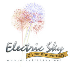 Electric Sky second anniversary