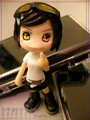 ds j small (AoiEiSanNi) Tags: kawaii pinkyst pinkystreet japanesetoy plasticfigure japanesedoll jfigure