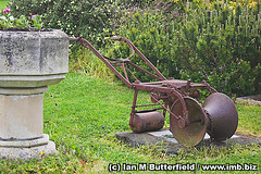 Traditional farming equipment at Samuels Heritage, Co Waterford, (Ian M Butterfield) Tags: county morning travel ireland vacation irish holiday heritage tourism horizontal rural garden season ir religious spring europe european mechanical traditional farming sightseeing machine eu eire historic equipment machinery co font daytime waterford samuels springtime baptistry roi ire imb republicofireland cowaterford d01938 ex0520ad01938 ex0520a samuelsheritage