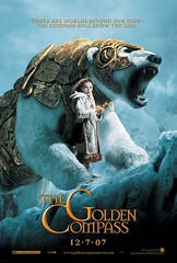Teaser poster, trailer y una featurette de 'The golden compass'