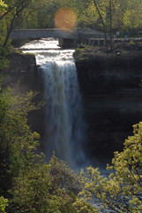 Spring203 (bmw328driver) Tags: park plants usa minnesota outdoors waterfall spring minneapolis falls mn minnehaha minnehahafalls