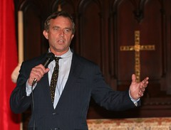 Bobby Kennedy Jr - No Jean Ritchie Road!