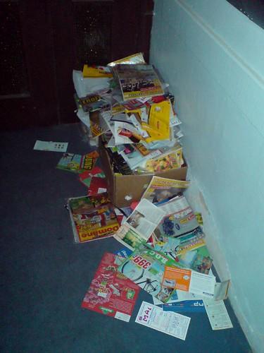 Postwurfsendungen