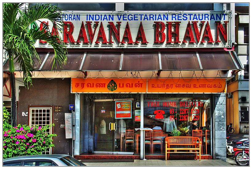 Saravanaa Bhavan @ Bangsar
