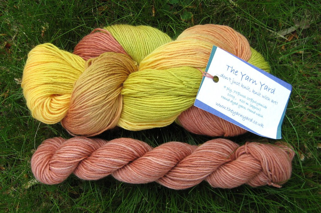 Yarn Yard Club - May