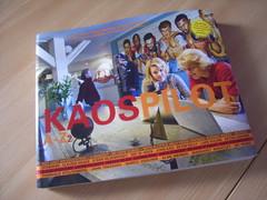 KaosPilot A-Z cover
