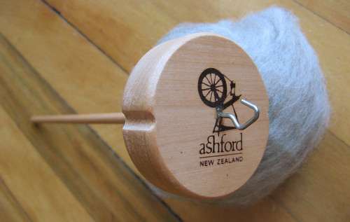 first spindle
