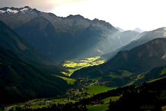 View to Krimml (dellafels) Tags: mountain alps nature landscape austria bravo searchthebest krimml themoulinrouge naturesfinest hohetauern interestingness18 nikond200 magicdonkey dellafelspic outstandingshots mywinners abigfave flickrgold ultimateshot goldenphotographer diamondclassphotographer thegardenofzen thegoldendreams