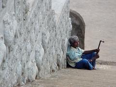 Beggar (wrsfolio) Tags: srilanka kalaniya