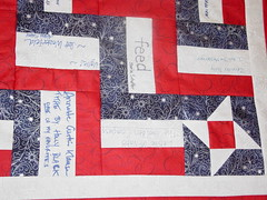 YALSA 50th Anniversary Quilt