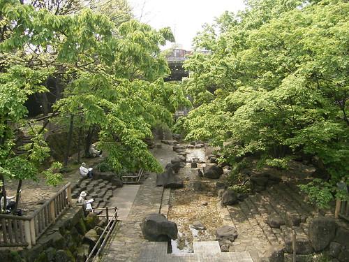 音無川親水公園-02.点景の妙