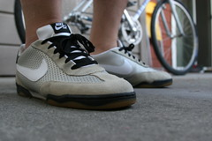 The Commute II (sling@flickr) Tags: bike bicycle bicycling shoes zoom air dailycommute daily hobby sneakers trainers nike collection sling commute biking sneaker fc addiction addict collect sb dailyroutine collector gino sneak sneaks zoomair sneakr slingflickr nikezoomfc