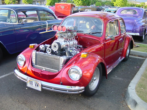 vw beetle engine 1970. 1960 Volkswagen Beetle-02