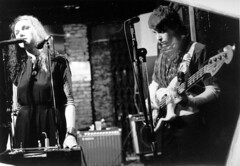NYC gig 1984-ish. - by cactusbones