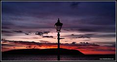 North Sutor sunrise (ccgd) Tags: sunrise scotland highlands lampost cromarty sutor coastuk