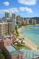 Waikiki Beach, Oahu 10481