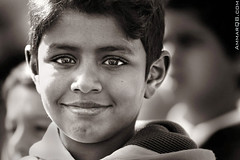 Soul Mirror (Ammar Alothman) Tags: life boy portrait people blackandwhite bw eye beautiful face look kids canon blackwhite kid interesting eyes child calendar sweet explore kuwait 70200 beautifuleyes ammar kuwaitcity kw 2007 q8 30d canon70200  canon30d  ammaralothman 3mmar  kuwaitvoluntaryworkcenter