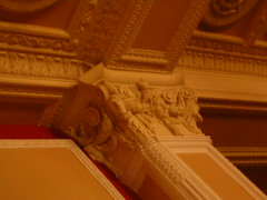 Cornice (onlymayday) Tags: room iowa dining desmoines cornice piller younkerstearoom younkers