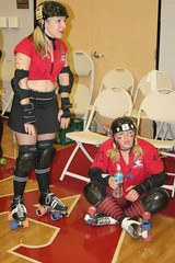 (aliris05) Tags: coast space rollerderby rollergirls melbourne roller tallahassee derby slashers