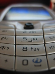 Mobile phone - top it up before you leave, or it may become useless!
