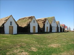Sod Farm houses (Observe The Banana) Tags: house iceland ring sod glaumbaer 2166