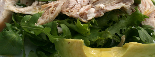Chicken Avocado Salad 1