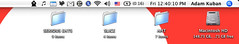 Too many menu bar icons can crowd out valuable space at the top of the screen