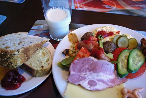 2007.5.20 breakfast