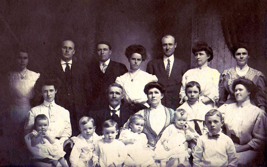 Keene Family Portrait