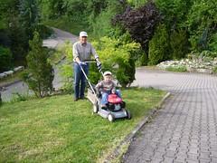 Moritz und Opa