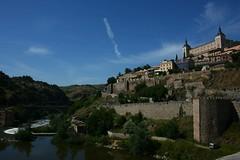 Toledo y el Tajo