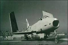 FJ-2 Fury on USS Hornet (Count Ru