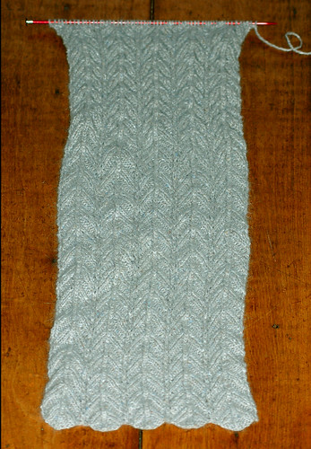 Grafting Stitches When Knitting : Grafting mixed knit and purl stitches - KNITTING